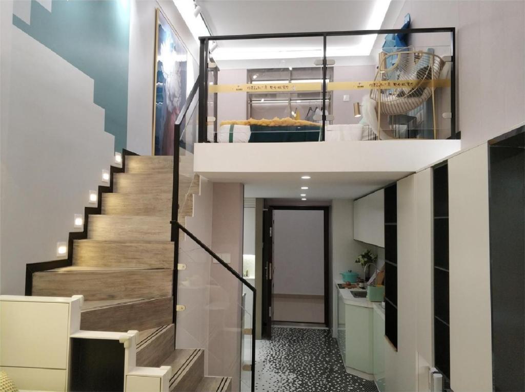 南京复式小户型_星光耀复式公寓一室一厅喜鹊小户型